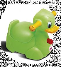 Горшочек Ok Baby Quack зелёный