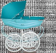 Коляска для новорожденных Silver Cross Balmoral Liberty