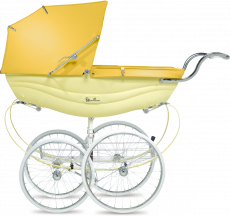 Коляска для новорожденных Silver Cross Balmoral Sorbet