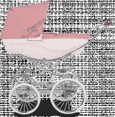 Коляска для новорожденных Silver Cross Kensington Pink