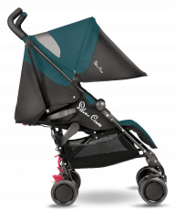 Коляска Silver Cross POP Teal/Black