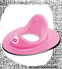Сиденье на унитаз Ok Baby Ergo розовый