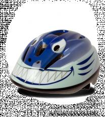 Шлем велосипедный Ok Baby Shark размер 46-53