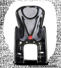 Велокресло Ok Baby Body Guard черный/серый