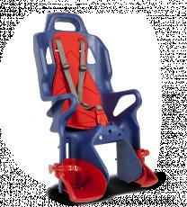 Велокресло Ok Baby Ergon синий/красный