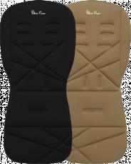 Матрасик двухсторонний Silver Cross для тростей Black/Sand