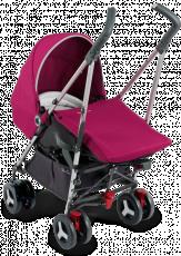 Комплект для новорожденного для коляски Silver Cross Reflex raspberry