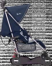 Коляска-трость Silver Cross Zest Cool Britania